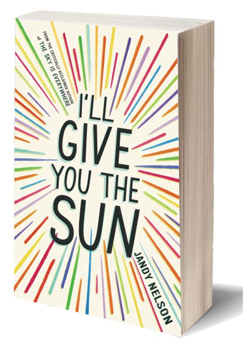 ill give you the 1406326496 cool kids read i ll give you the sun by jandy nelson