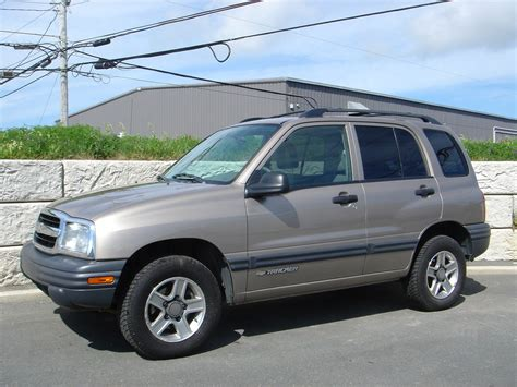 blue book value used cars 2000 chevrolet tracker free book repair manuals image gallery 2004 chevy tracker