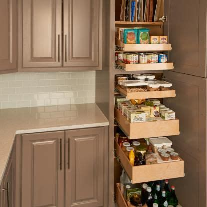 custom pull out shelves 141 best images about kitchen on oak cabinets