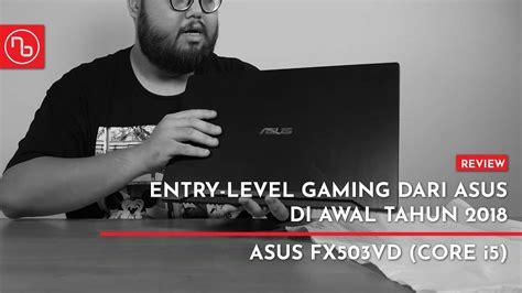 Asus Notebook Fx503vd E4310t Black asus gaming tapi bukan rog asus fx503vd