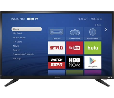 best price 32 inch smart tv insignia 32 inch led smart roku tv as low as 106 99