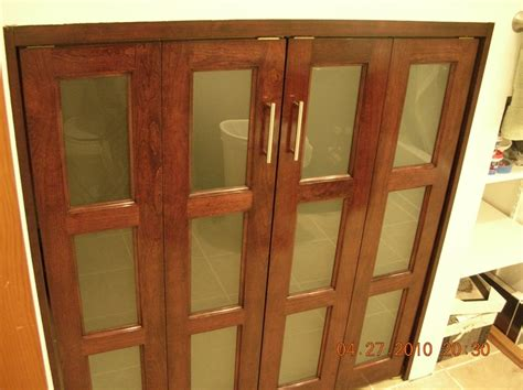 1000 Images About Bi Fold Doors On Pinterest Etched Custom Closet Doors Bifold