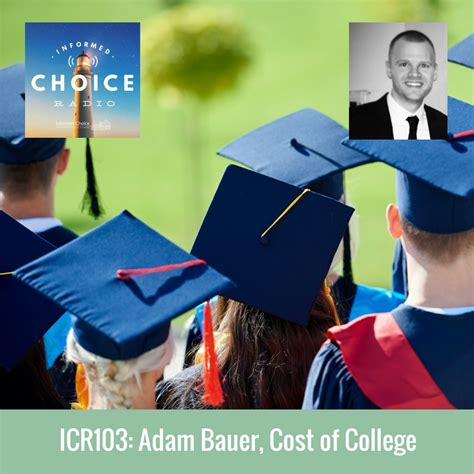 Wayne State College Mba Cost by Informed Choice Radio 103 Adam Bauer Cost Of College