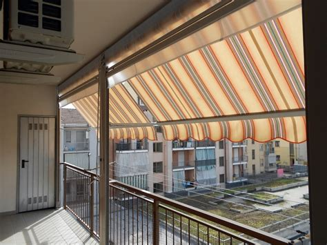 tende per veranda interna foto chiusura completa balcone con tenda veranda doppio