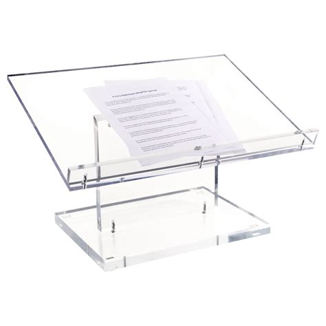 Podium Acrylic 5 clear acrylic podiums and lecterns buy podiums