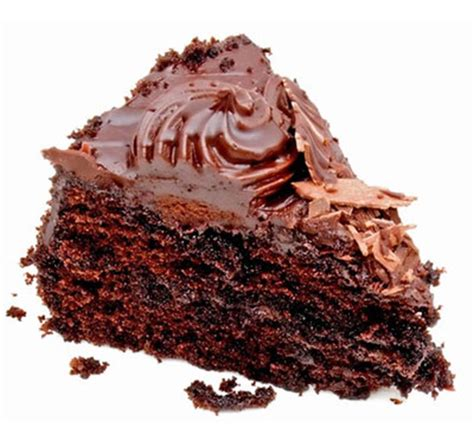 3 slice cake chocolate cake slice free images at clker vector