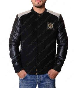 Sale Varsity Manchester United Black best collection of baseball letterman and varsity jackets