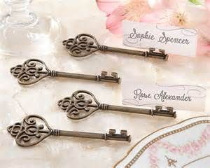 wedding place card holders vintage key place card holder key to my