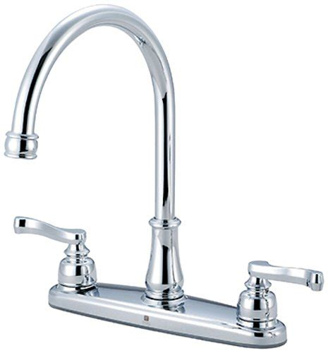 kitchen faucet prices compare prices pioneer 2br130 two handle kitchen faucet