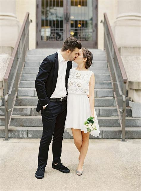 Court Wedding Dress by 25 Best Ideas About Courthouse Wedding Dress On
