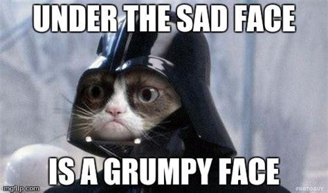 Grumpy Meme Face - grumpy cat star wars memes imgflip