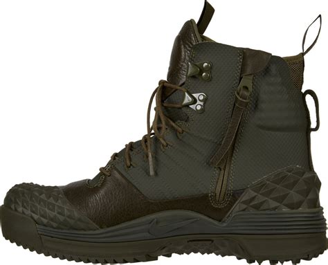 nike winter boots nike lunarterra artkos sp winter boots in green for lyst