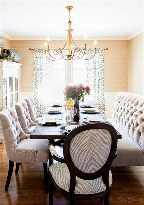 dining room bench seating ideas 17 best ideas about dining room banquette on pinterest