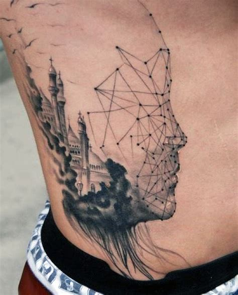 artistic tattoos for men top 80 best abstract tattoos for artistic designs