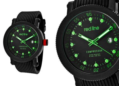 Rl 41070 01 Blk Blk line men s watches