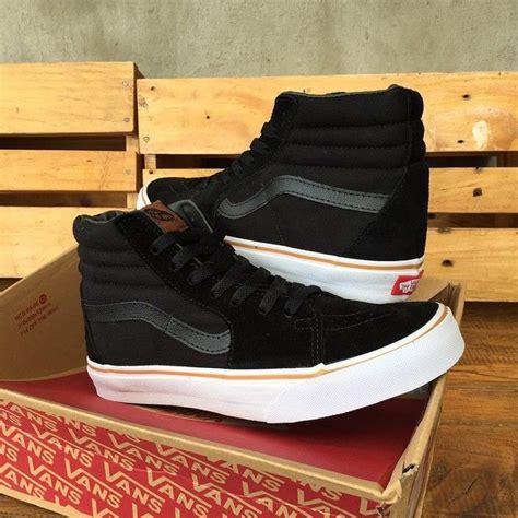 Vans Sk8hi Defcon Icc Bnib vans skate high black dope size 7 5 10 5 waffle icc bnib