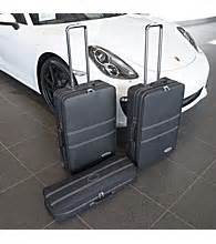 Porsche 997 Luggage Your Boot Will Grow With Porsche Luggage