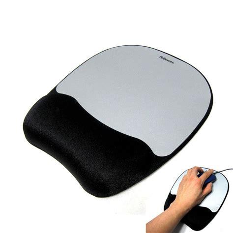 Wrist Rest Mouse Mat by Ergonomic Memory Form Gel Mouse Pad Wrist Rest