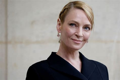 Uma Thurman Wants To Quit Acting To Take Care Of by Actor Uma Thurman Accuses Harvey Weinstein Of Sexual