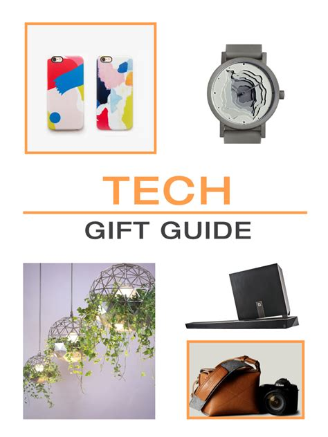 design milk gift guide unexpected tech gift guide design milk