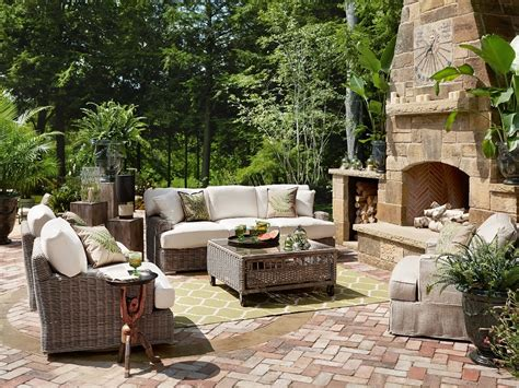 Arhaus Outdoor Furniture by Habitually Chic 174 187 Arhaus Outdoor Giveaway