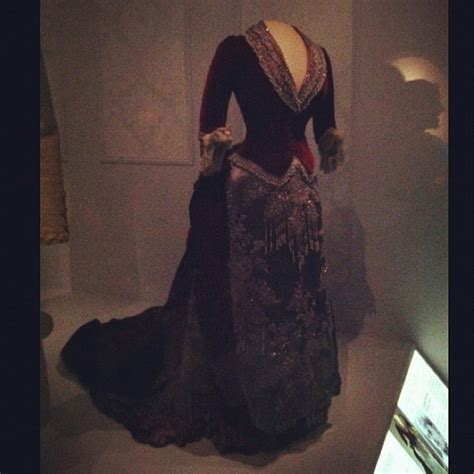 Dress Import 3695 caroline harrison s inaugural dress 1889 i the detail which is to