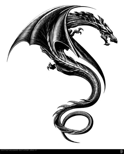 black dragon tattoo designs 55 best tattoos designs collection