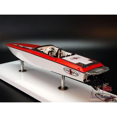 model boat guns cigarette top gun 38