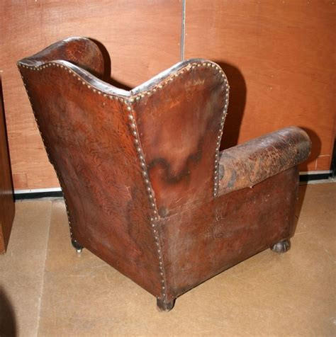 winged leather armchair antique wing back leather armchair interior boutiques antiques for sale and mid