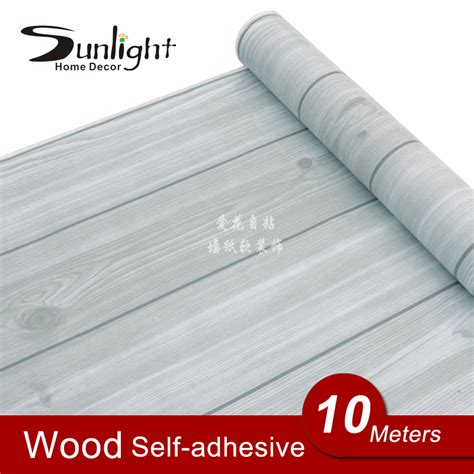 Wood 10 Meter Rol Meter buy 3d elasticity brick grain wallpaper wall stickers diy