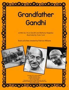 gandhi biography activity book activities for dolphin fox hippo and ox what is a