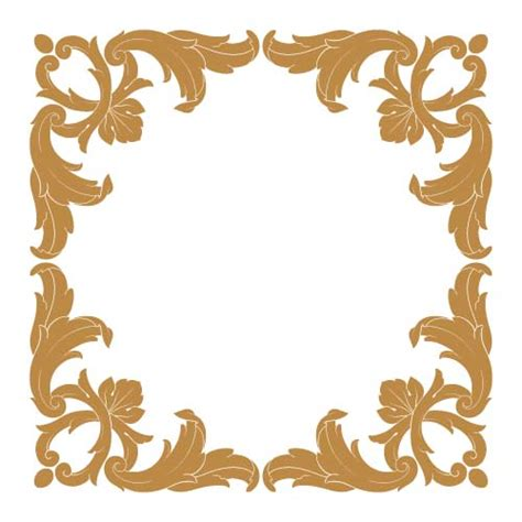 baroque pattern frame baroque pattern frame www imgkid com the image kid has it
