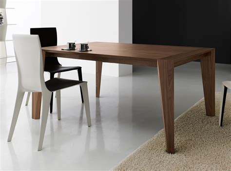 Contemporary Oak Dining Table Contemporary Tables Home Design