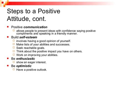 8 Tips On Maintaining A Attitude At Work by Identify Ways To Maintain A Positive Attitude