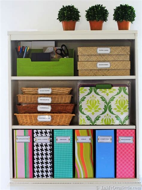 my favorite home organization magazines the household home hacks 13 foolproof office organization tips