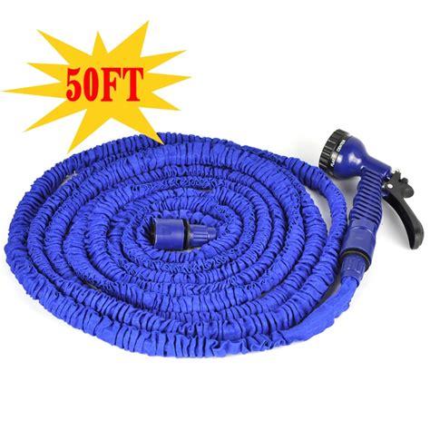 Elastic Hose Selang Elastis Magic X Hose magic hose 50feet expandable hose green color