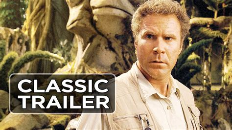 the lost trailer official land of the lost official trailer 2 will ferrell