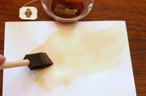 How Make Paper Look - how to make a vintage s day card cleverly