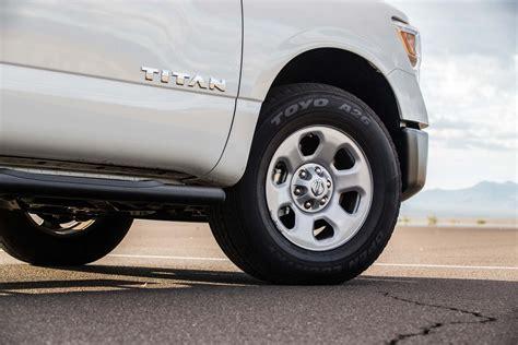 Wheels Nissan Titan 2017 nissan titan 4x4 s front wheels motor trend