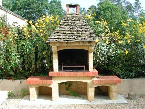 bido costruzioni barbecue en pour jardin