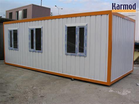bungalow bureau occasion construction modulaire conteneur container modulable