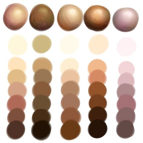 what colors make skin color best 25 skin colors ideas on skin tone find