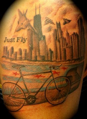 chitown tattoo back