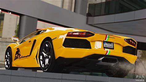 E Lamborghini Aventador Lp700 4 by Lamborghini Aventador Lp700 4 2012 Para Gta 4
