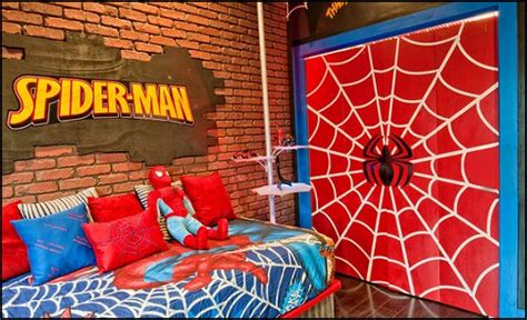 spiderman bedroom decorating theme bedrooms maries manor superheroes