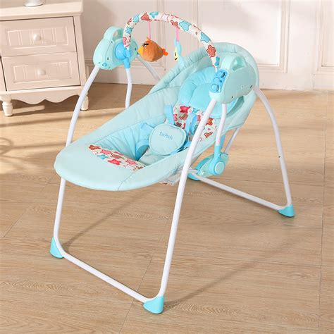 rocking chair cradle hybrid 2018 new electric baby cradle swing rocking connect mobile