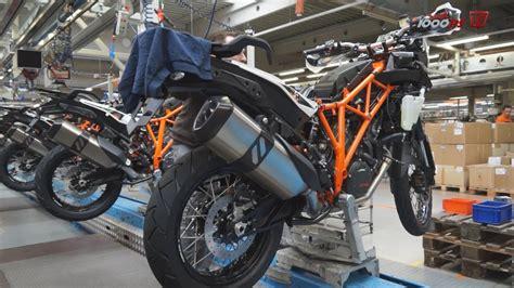 Bmw Motorrad Factory Tours by Ktm Werk Mattighofen Factory Tour Teil 1
