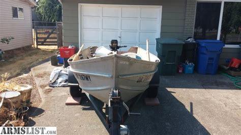 aluminum jon boats v hull armslist for sale 14 aluminum v hull jon boat w 4hp