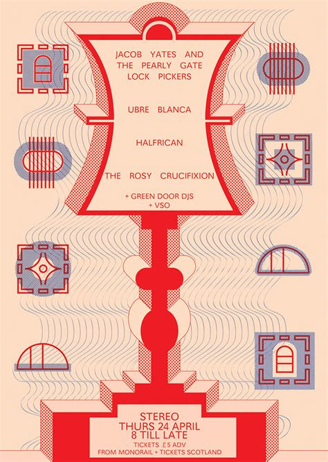 poster design glasgow emer tumilty booooooom create inspire community