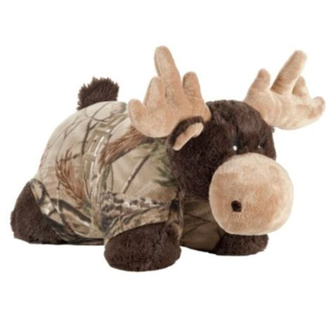 Moose Pillow Pets by Bag Pillow Pet Camo Moose Pillow Moose Pillow